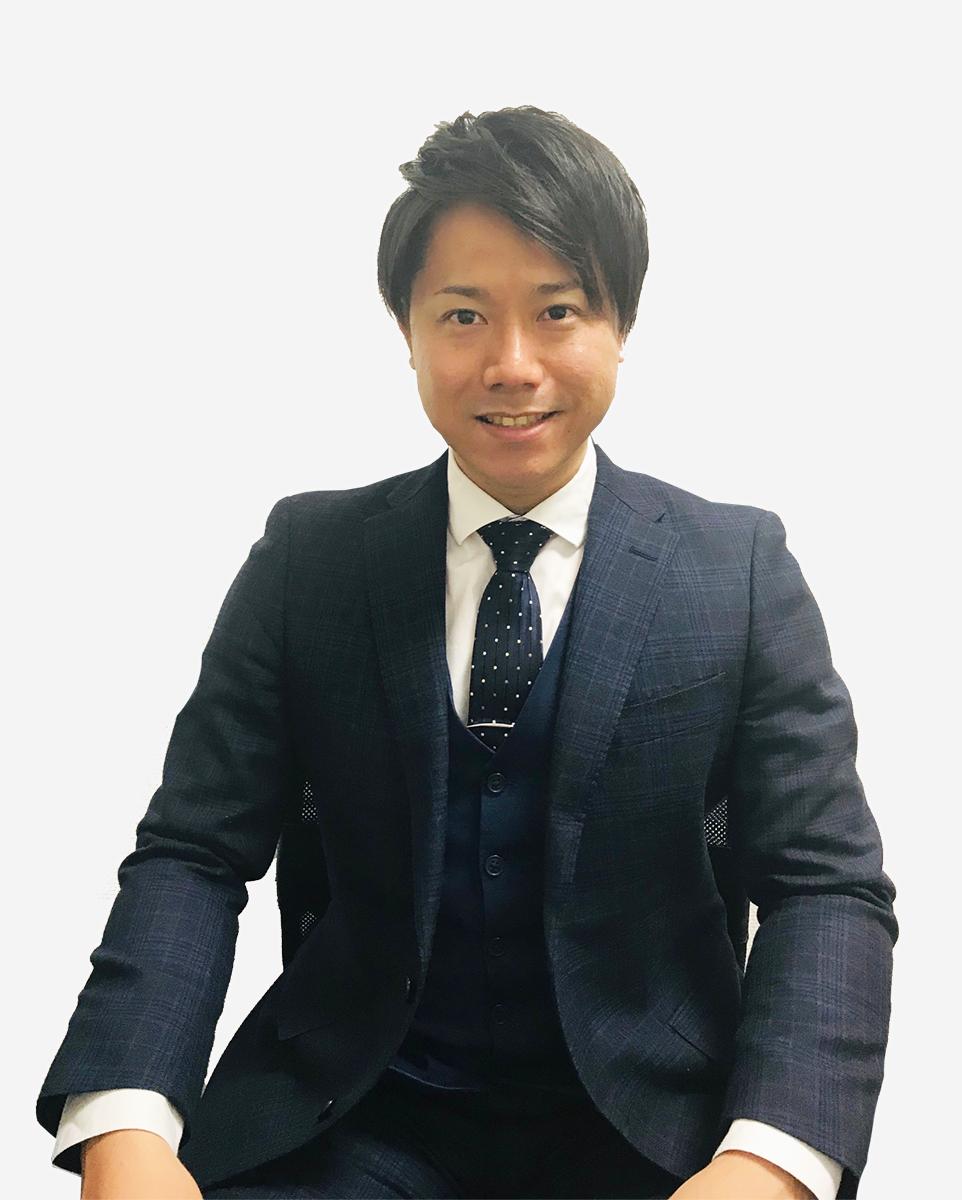 代表取締役 加藤 由樹